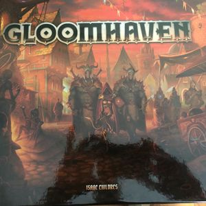 Gloomhaven Board Game Sealed for Sale in Queens, NY