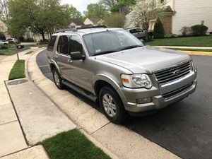 2008 Ford Explorer Xlt for Sale in Fairfax, VA