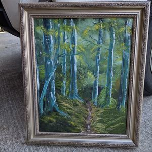 Forest Painting for Sale in Huntington Beach, CA