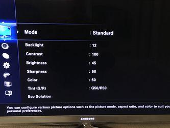 "Samsung 46"" LED Smart TV for Sale in Greer,  SC"