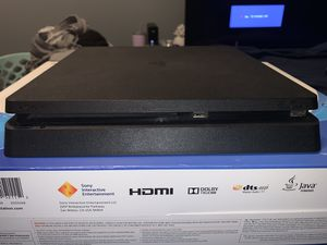 Playstation 4 Slim 1TB for Sale in Germantown, MD