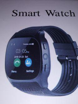 T8 Smart Watch Blue for Sale in Richmond,  VA