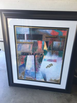 Framed Modern Art for Sale in San Jose, CA
