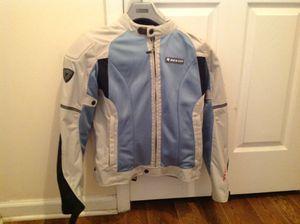 Revitz Women's medium motorcycle jacket. Like new! $165 or best offer! for Sale in West Windsor Township, NJ