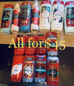 Old spice bundle Deodorants & Body Wash for Sale in Lynwood, CA