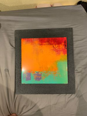 Metal painting for Sale in Redwood City, CA