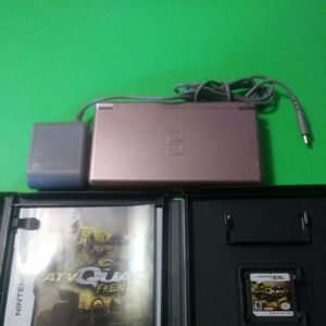 Nintendo Ds Lite Bundle Includes Game, Console, Stylus, And Charger for Sale in Miami, FL