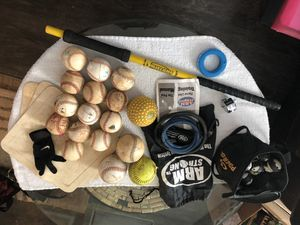 Misc baseball items for Sale in Chagrin Falls, OH