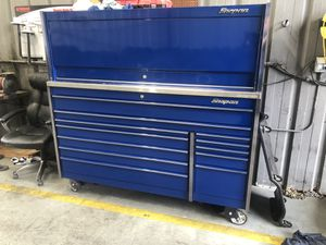 Snap-on Tool Box KRL1072 Bottom KLR1032 Top hutch. for Sale in Spring Hill, FL