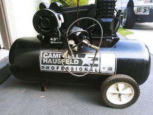 26 gallon air compressor 4.5 hp for Sale in Wahneta, FL