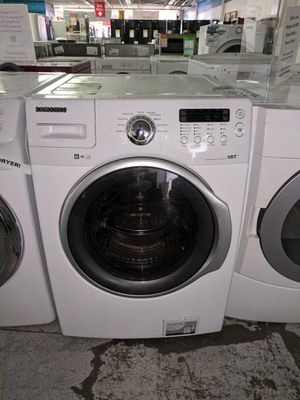 Samsung VRT Frontload Washing Machine with Warranty for Sale in Longmont, CO