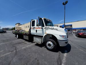 2015 International Flatbed tow truck for Sale in Rockville, MD