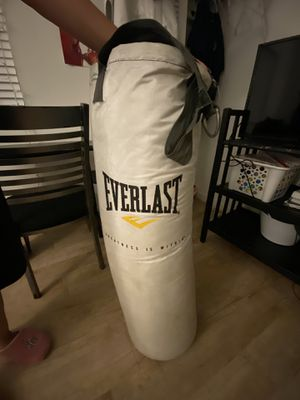 punching bag for Sale in Boca Raton, FL