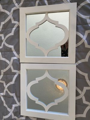 Two wall mirrors for Sale in Miami, FL