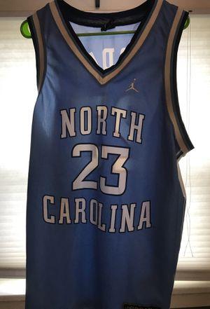 North Carolina Retro Jordan Jersey for Sale in Portland, OR