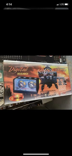 Digital Research High Power Subwoofer for Sale in Winter Springs, FL