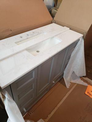 48in Bathroom Vanity for Sale in Columbus, OH