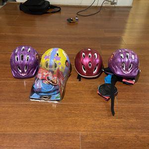 Helmets For Girls for Sale in Wichita, KS