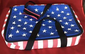Pyrex Insulated Carrying Bag only! American Flag for Sale in San Diego, CA