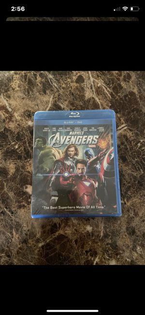 New, movie marvel the avengers 10 dollar for Sale in Orlando, FL