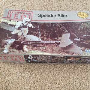 Star Wars Return Of The Jedi (1983) MPC KIT Speeder Bike for Sale in Orange, CA