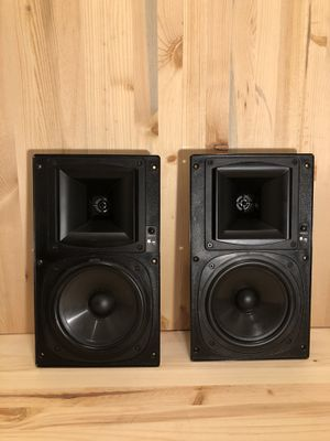 Klipsch SCW-2 in wall 6-1/2 two way with swivel Horn for Sale in Houston, TX