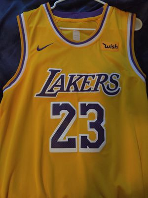Lebron James Lakers #23 Jersey for Sale in Durham, NC