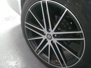 20 inch rims 5 x 114 for Sale in Bronx, NY