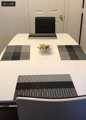 Dinner table set for Sale in Unionville, NC