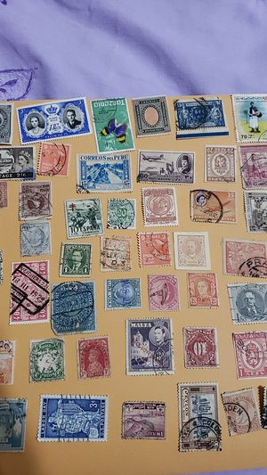 Unsearched mix postage stamps lot 4 12 12 2019 for Sale in Katy, TX