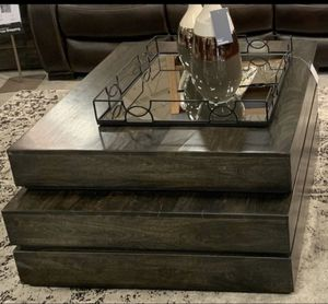 Table set( 1 coffee table and 2 side tables) for Sale in Bradenton, FL