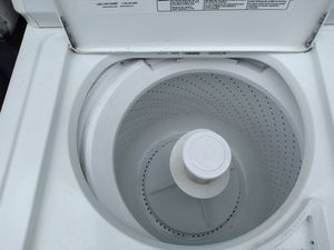Heavy duty large-capacity electric Kenmore washer reliable and ready to use curbside delivery or pickup is always available for Sale in Merchantville, NJ