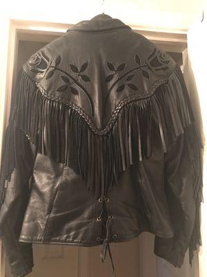 Women's leather jacket for Sale in Littleton, CO