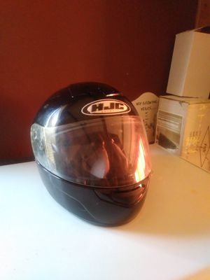 Motorcycle helmet (HJC BRAND ) USED IN FAIR CONDITION for Sale in NC, US