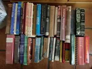 42 Hardback Antique Reference Books for Sale in Boynton Beach, FL