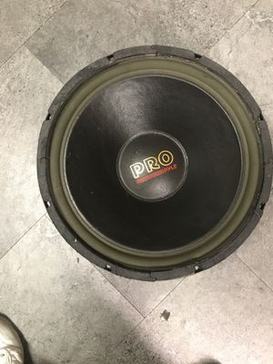 Subwoofer for Sale in Cypress, CA