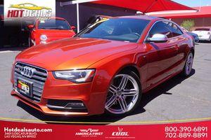 2013 Audi S5 for Sale in Las Vegas, NV
