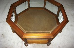 Octagon vintage Coffee Table for Sale in Odenton, MD