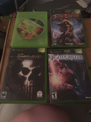 Xbox games for Sale in Auburn, WA