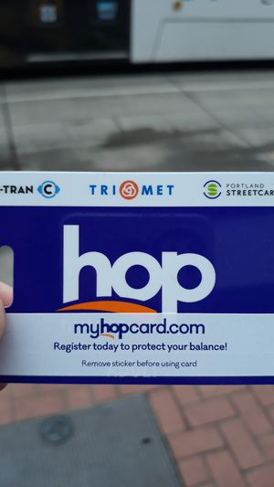 February Monthly hop card for Sale in Portland, OR