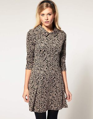 ASOS jacquard fit and flare dress, NWT, size 4 for Sale in Bellevue, WA