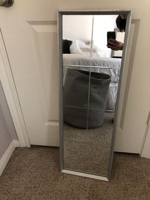 Wall mirror 1x3 ft for Sale in Pearland, TX