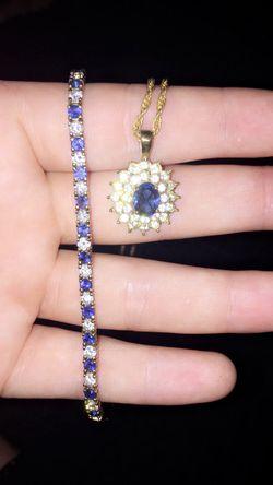 Necklace, Bracelet Set for Sale in Foley,  AL