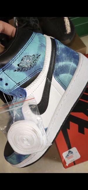 Tie Dye Air Jordan 1 for Sale in Oxon Hill, MD