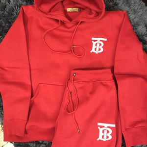 BURBERRY TRACK SUIT LARGE! for Sale in Trenton, NJ