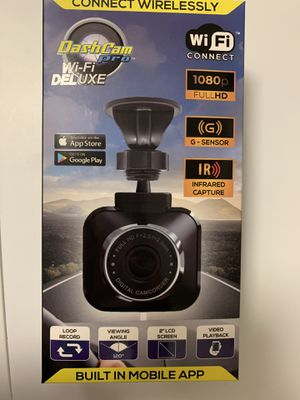 As Seen On TV Smart Wi-Fi Dash Cam Pro Car Camera for Sale in Lake in the Hills, IL