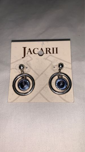 Brand new JACRII earring I bought them 9 I will take 5 for Sale in Murfreesboro, TN