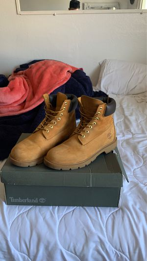 Timberland boots worn a few times for Sale in San Jose, CA