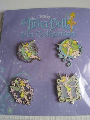 Disney Tinker Bell pin Collection for Sale in Wilmington, CA