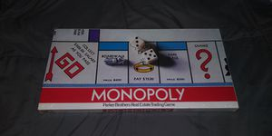 Monopoly Parker Brothers Real Estate Trading Game factory sealed for Sale in Evans, CO